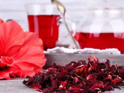 Chá de hibisco: aliado no emagrecimento e vilão da fertilidade compromete a saúde fértil de homens e mulheres