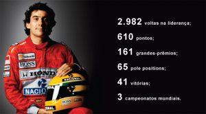 Homenagem Ayrton Senna