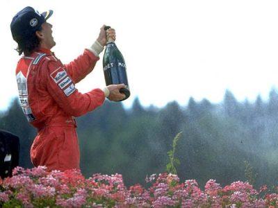 Ayrton Senna – Mito