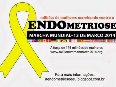 Endometriose – Marcha Mundial